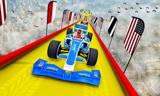 Gt Formula Car Racing Stunts : Impossible Tracks 1.3 screenshots 5