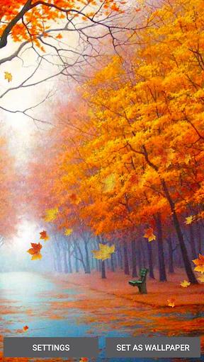 Falling Leaves Live Wallpaper Apk Download Falling Leaves Live Wallpaper For Pc