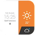 Amber daily weather report apk