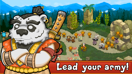 Tower Defense Kingdom: Advance Realm apkpoly screenshots 4