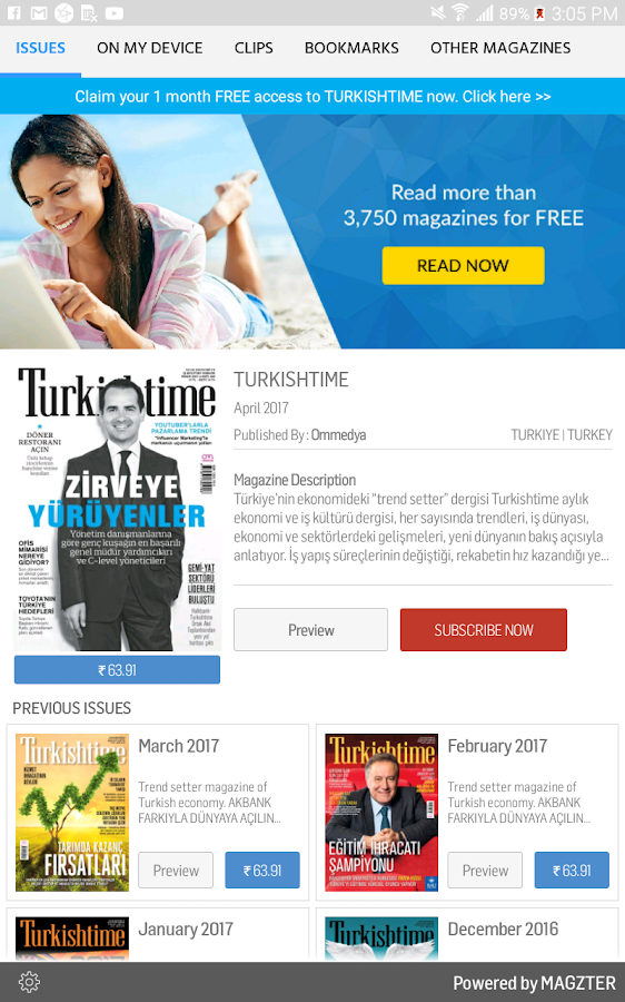 TURKISHTIME- screenshot