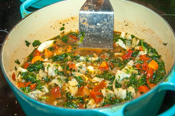 Soup Essentials: Cabbage & Veggie Soup Recipe