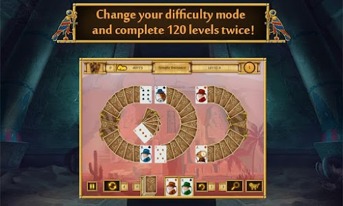 Solitaire Egypt Match v1.0 (Mod Money)