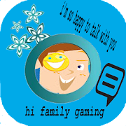 Chat With Family Gaming Team online