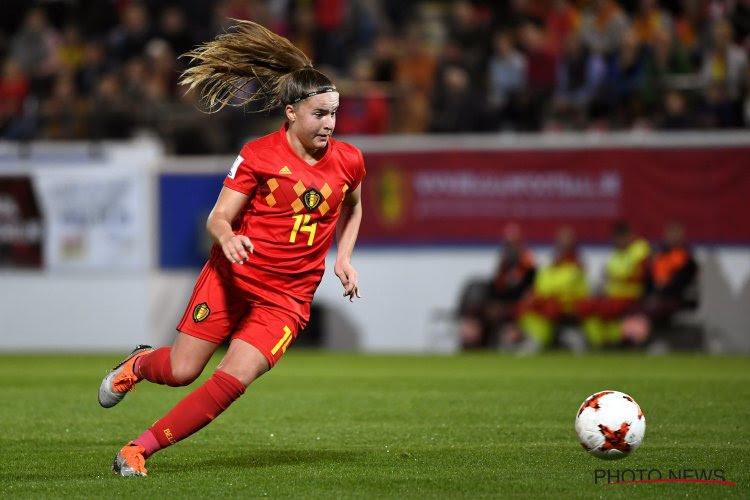 Officiel: Davinia Vanmechelen reste aux Pays-Bas, mais pas au PSV