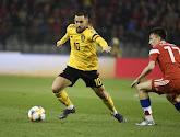 """Pour Philippe Albert, la présence d'Eden Hazard en équipe nationale a son """"revers de la médaille"""""""