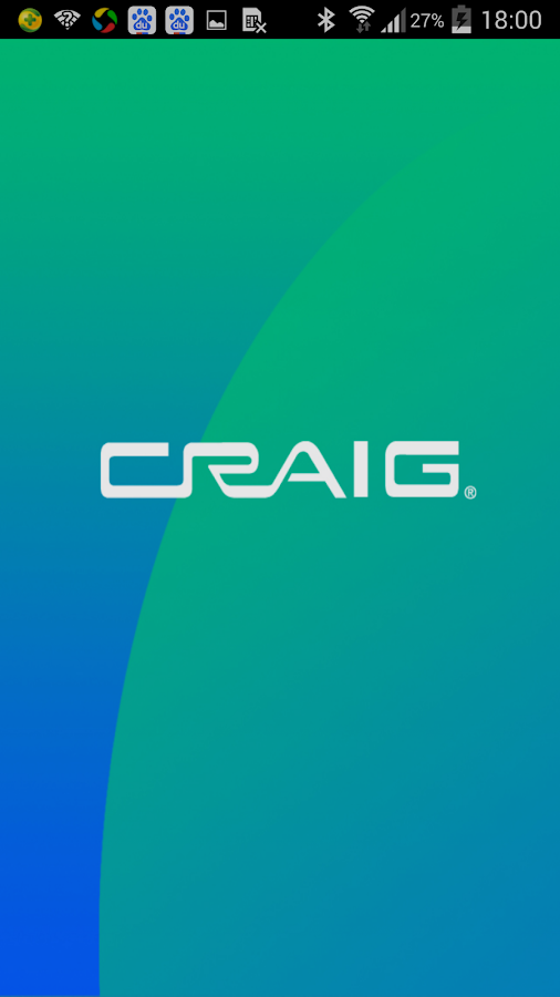 Craig Tracker- screenshot