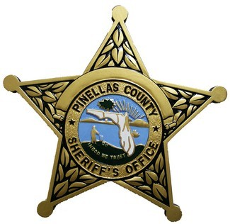 Pinellas County Sheriff's Office badge
