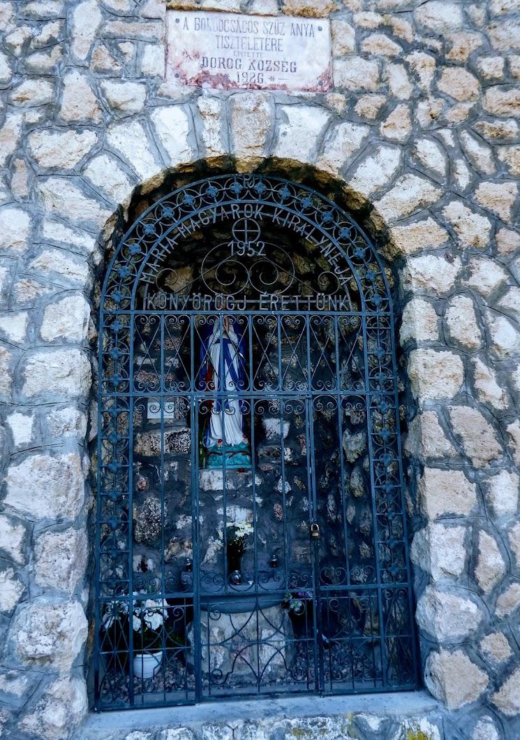 Dorog - Mária-barlang