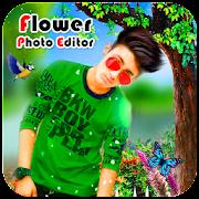 Flower Photo Frames - Photo Editor
