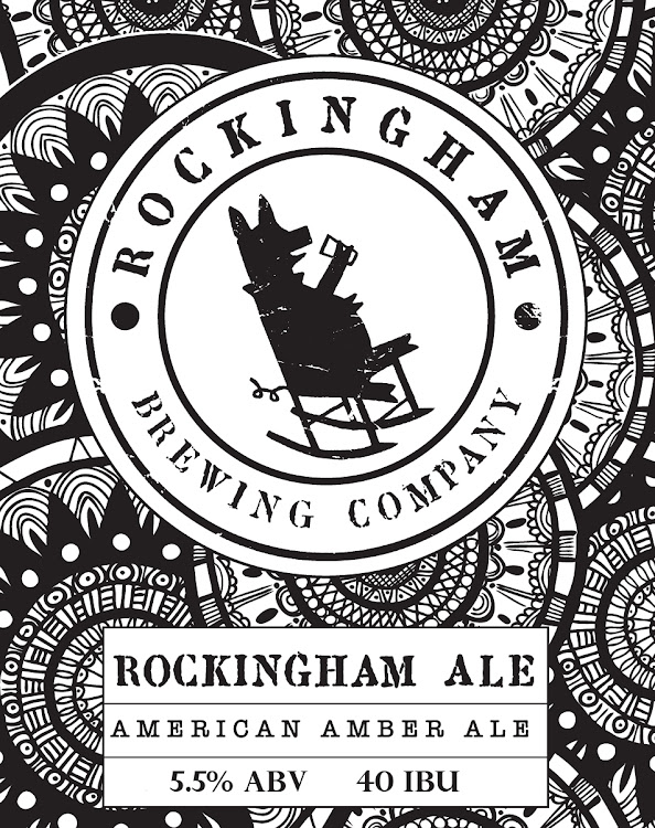 Logo of Rockingham Brewing Company Rockingham Ale