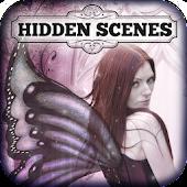 Hidden Scenes Thumbelina