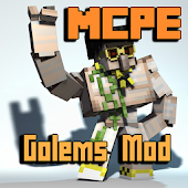 Golems Mod For Minecraft