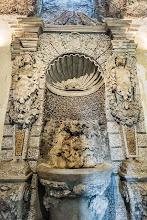 """Photo: A """"Fontanina Rustica"""" fountain in Villa d'Este in Tivoli, Lazio, Italy"""