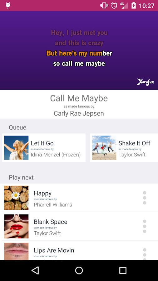 KaraFun - Karaoke Singing- screenshot