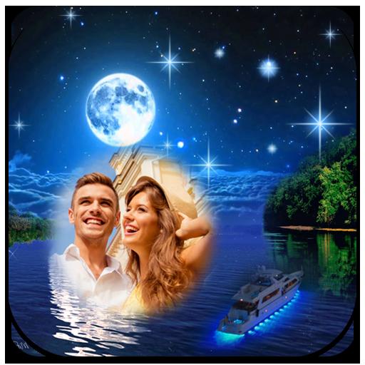 Moonlight Photo Frames (app)