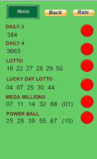Lottery Lucky Number - Android Apps on Google Play