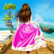 Snow Temple White Princess Run APK