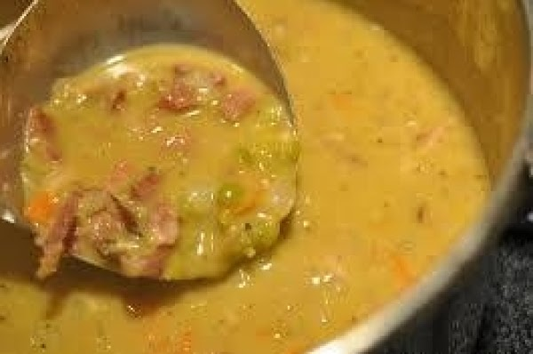 Fantastic Split Pea And Ham Soup Recipe