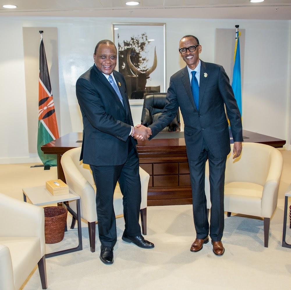 Uhuru unveils digital economy plan in Kigali