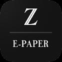 DIE ZEIT E-Paper App icon