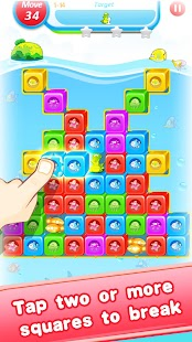 Cube Square Pop:Funny Game - náhled