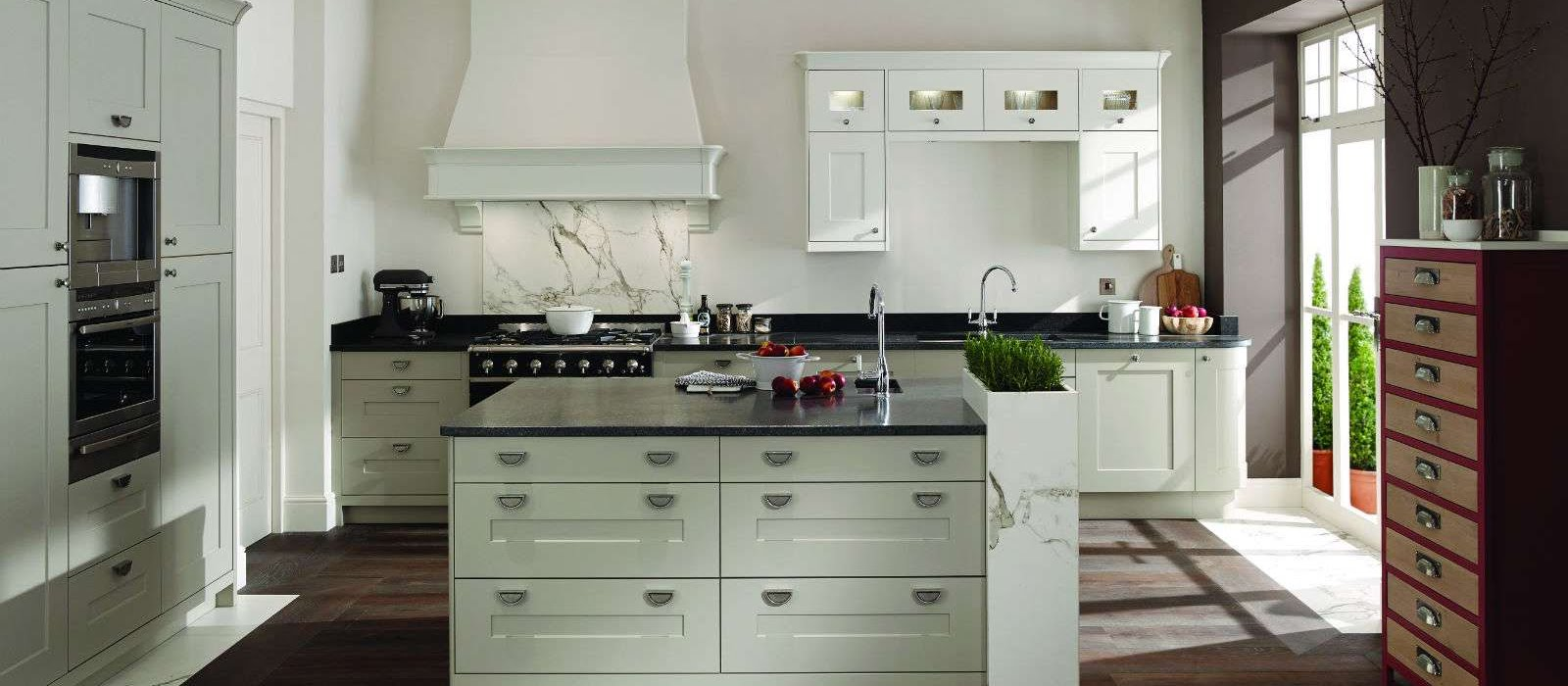 Contemporary Kitchens Designs In Welford | Heart Kitchens