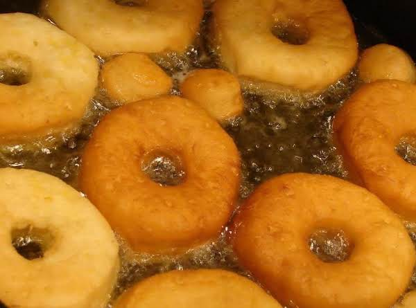 Biscuit Donuts Recipe