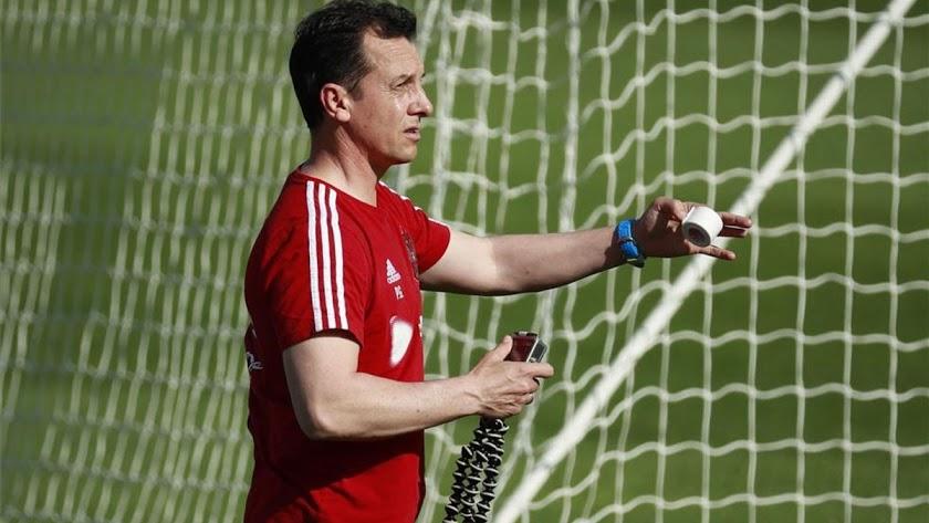 Paulino Granero sigue haciendo carrera con Rusia.