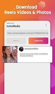Reels Video Downloader & Story Saver