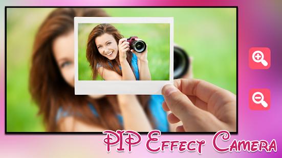 PIP Effect Camera - náhled