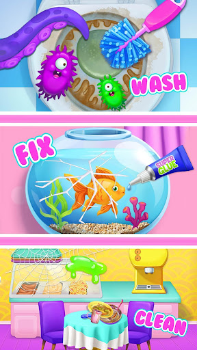 Sweet Baby Girl Hotel Cleanup - Crazy Cleaning Fun 1.0.3 app download 5