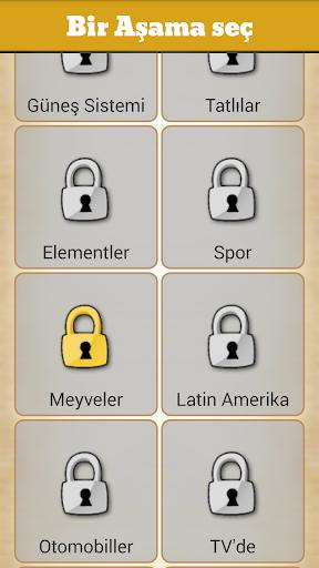 Gizemli Kelime - Kelime Oyunu screenshot 3