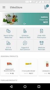EMedStore: Best Business App for Pharmacy, chemist - náhled