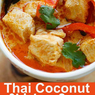 Thai Coconut Chicken Crock Pot Recipes
