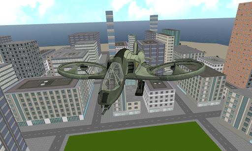 飛機直升機救援sim