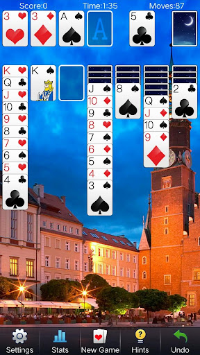 Solitaire Card Games Free apkpoly screenshots 1