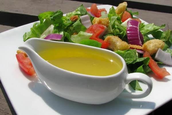 Basic Swiss Salad Dressing/vinaigrette Recipe