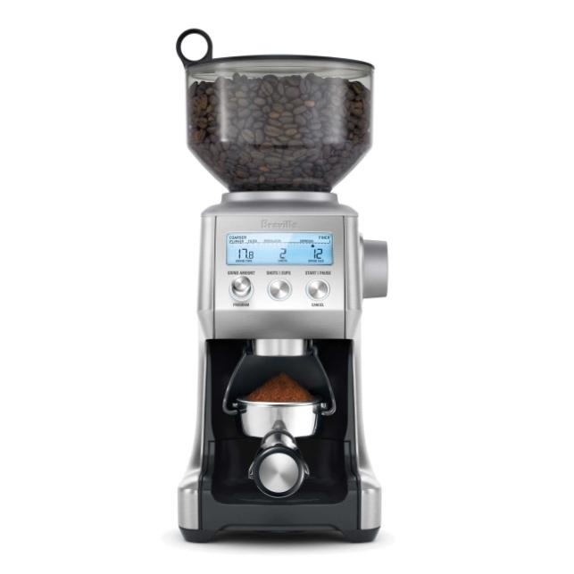 the Smart Grinder™ Pro Coffee Grinder • Breville