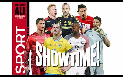 Sport/Voetbalmagazine HD screenshot 2