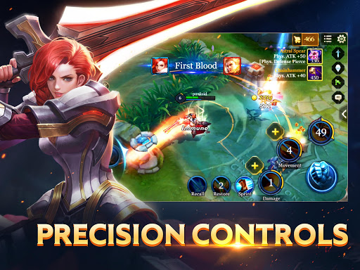 Arena of Valor: Arena 5v5  trampa 8