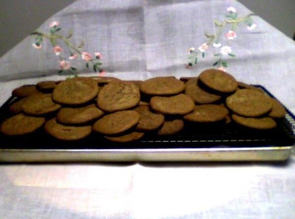 Gingersnap Cookies By Freda Recipe