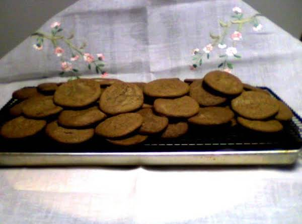 Gingersnap Cookies By Freda Recipe