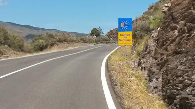 Photo: What? Camino in Almeria?