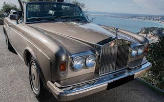 Rolls-Royce Corniche Convertible Rent Provence-Alpes-Côte d'Azur