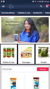Nyotshong Bhutan S Online Shopping App Apps On Google Play