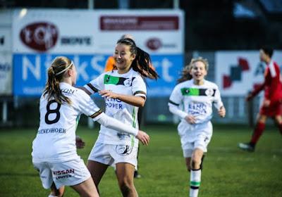 Bij de vrouwen gaat Standard verder in Beker na winst bij Club Brugge, OH Leuven is de vierde halve finalist