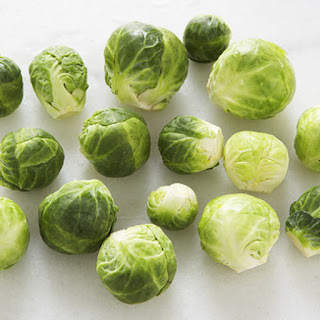 Sautéed Brussels Sprouts & Apples