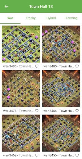 Maps for CoC 2020 apkmind screenshots 4