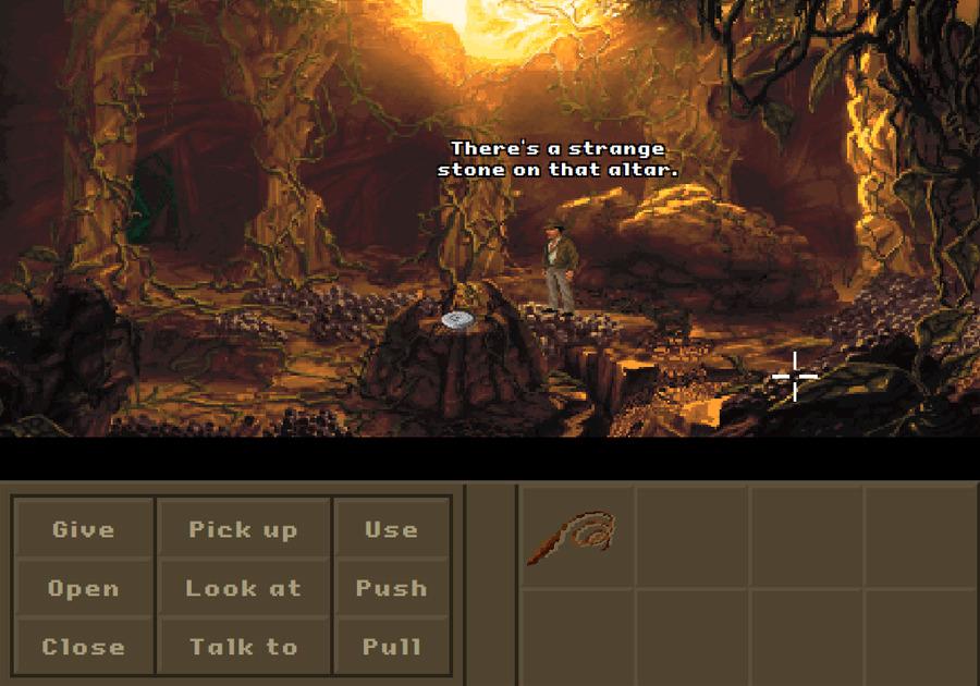 Jaguar JavaScript Adventure Game Engine Example